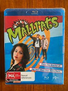 Mallrats Blu-ray Region Free New & Sealed