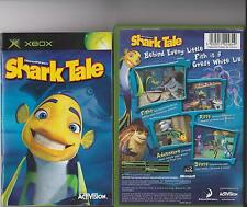 SHARK TALE XBOX / X BOX 360