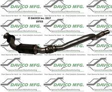 Catalytic Converter-Exact-Fit Left Davico Exc CA 19703