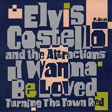 7inch ELVIS COSTELLO i wanna be loved UK 1984 EX+