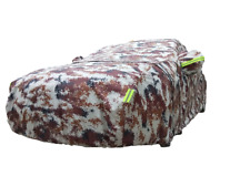 [DARK CLOUD - OXFORD CAMOUFLAGE] EXTRA THICK CAR COVER VEHICLE PROTECTOR CLOTHE