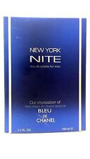 NEW YORK NITE Eau de Toilette for Men Our Impression of BLEU DE CHANEL