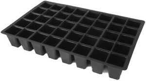 Pack of 10 - That Haus 40-Cell Seed Insert Trays - 100% Recycled Plastic