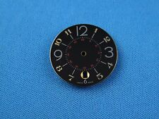 Unbranded Wrist Watch Dial 27.5mm -Swiss Made- Date Window At 6  #293