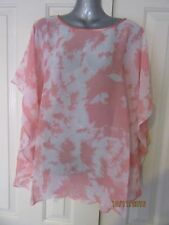 Unbranded Polyester Summer/Beach Tops & Blouses for Women