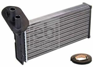 Heizungskühler Wärmetauscher für VW Transporter T4 Febi 15914