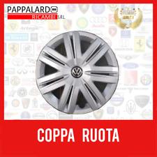 Copricerchio coppa ruota eq. Originale Volkswagen Polo dal 2014 diametro 14''