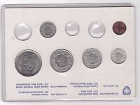 SWITZERLAN​D – 6 DIF UNC COINS MINT FULL SET: 0.01 - 5 FRANCS 1973 YEAR