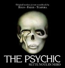 The Psychic - Expanded Score- Limited 500 - Frizzi / Bixio / Tempera
