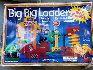 Vintage 1994 TOMY BIG LOADER Construction Set See Notes