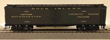 "Broadway Limited Imports HO 1442 - 53'6"" Wood Express Reefer Car # 4925 - New"