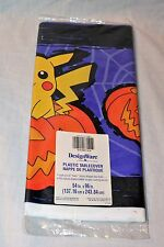 NEW POKEMON HALLOWEEN TABLECOVER  PARTY SUPPLIES