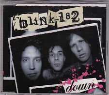 Blink-182 - Down - CD (Geffen 9862848 2 x Track + Enhanced Video Australia)