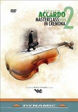 NEW Salvatore Accardo - Masterclass in Cremona, Vol. 2 (DVD)