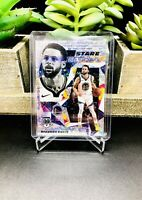 2019-20 Panini Mosaic STEPHEN CURRY Stare Masters Mosaic Prizm Holo #15 WARRIORS