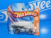 Hot Wheels 2007 Track Stars Short Card #113 Flathead Fury Chrome w/ PR5s