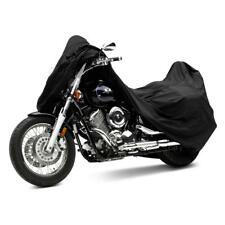 XXL Black Motorcycle Sunproof Cover for Yamaha V-Star XVS 250 650 950 1100 1300