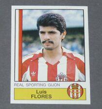 300 FLORES REAL SPORTING GIJON PANINI LIGA FUTBOL 87 ESPAÑA 1986-1987 FOOTBALL
