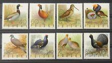 - Polen Poland 1970 Mi. Nr. 1988-1995 ** postfrisch MNH Vögel birds