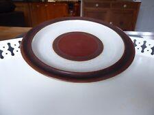 Denby Potters Wheel 25.5cm Dinner Plate (u)