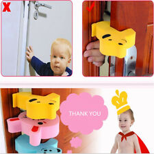 5Pcs Kid Finger Protector Door stopper lock Jammers Stop Pinch Guard Baby Safety