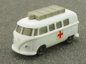Wiking 1035/1 B Volkswagen VW T1 Bus Ambulance Read! Boxed 1606-26-105