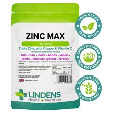 Zinc Max 90 Tablets [4371]