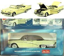 1:18 Sun Star 1958 Buick Special Convertible 4811 Casino Cream