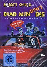 DVD - Dead Men Don't Die - Es gibt kein Leben nach dem Tod - Elliott Gould