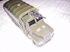 "GI JOE 2002 Large Troop Transport Vehicle with Electronic Sounds 23"" Long"
