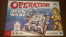 Operation Star Wars Game R2D2 Hasbro 2012 Sealed 99.9% Complete