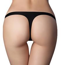 10er-Pack Set Damen Tangas Unterhosen Mini Slips Strings mit Muster X/S S M