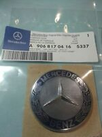 MERCEDES  Sprinter Van BONNET BADGE  Genuine Parts  NEW