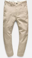 G-Star Bronson Tapered Chino Jeans Men's UK Size 30W 34L *REF43*