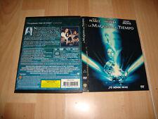 EL TIEMPO EN SUS MANOS LA MAQUINA DEL TIEMPO DE H.G. WELLS EN DVD DEL AÑO 2002