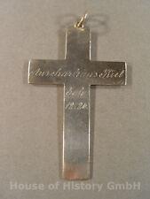 """Deutsches Rotes Kreuz Schwesternkreuz , mit Gravur """"Anscharhaus Kiel, 94839"""