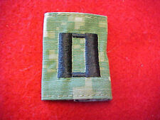 US Navy Type III Type 3 Green Digital  O-3 rank tab for blouse & parka