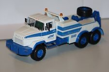 KrAZ - 6322 Bro - 200 Abschleppwagen weiß-blau 1:43  neu & OVP