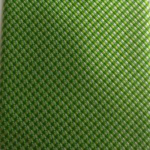 Green Yellow Self Tipped Silk Tie
