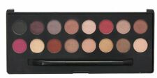 Technic Pro Finish 16 Colour Eyeshadow Palette-Raspberry Edition NEW