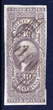 R51a, 30 cent Foreign Exchange, Imperforate, 1st issue Revenue