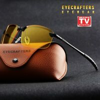 New HD Night & Day Vision Wraparound Sunglasses As Seen on TV Fits over Glasses
