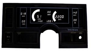 Intellitronix LED Digital Dash Gauge Cluster 1984-1987 Buick Regal GNX GN