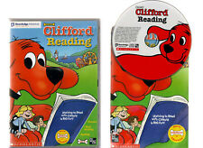 CLIFFORD READING. EXCELLENT EDUCATIONAL SOFTWARE FOR AGES 4-6 ON THE PC!!