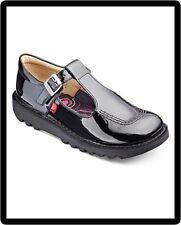 Superbes Chaussures Vernies Noires Kickers  Pointure 33 Neuves