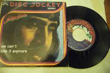 "DAVID RUFFIN"" WHO I AM-disco 45 giri TAMLA Italy 1975"" NUOVO"