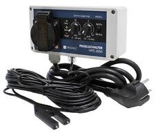 H-Tronic WPS 3000 Wasserpegelschalter mit Wassersensor und 10m Sensorkabel 3000w