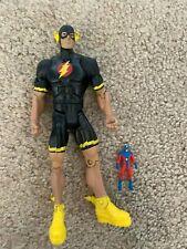 FLASH (Dark Knight Strikes Again) w/ Atom (DC Universe Classics) Action Figure