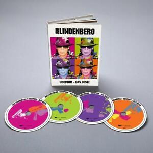 Lindenberg - UDOPIUM - Das Beste (Special Edition 4 CD) 4CD NEU OVP