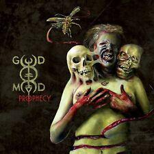 GOD MODULE Prophecy LP VINYL 2015 LTD.500